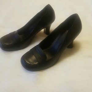 Hot Kiss Shoes - Hot Kiss Heel Loafers