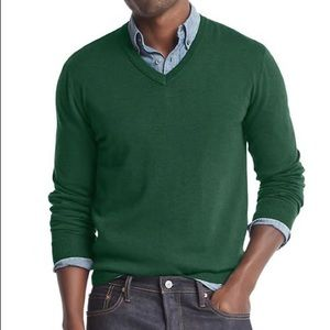 GAP Other - Solid Deep Green Sweater