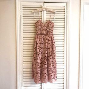 100% Authentic Self-Portrait Dress