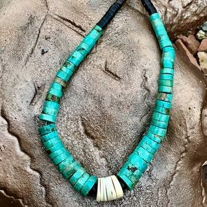 🌵HOST PICK! 2/26/17🐴Vintage Turquoise Necklace
