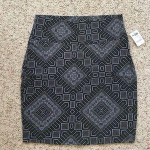 Charlotte Russe Dresses & Skirts - Print Bodycon Mini Skirt
