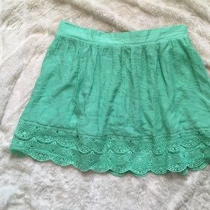 Takara Dresses & Skirts - Seafoam Green Skirt
