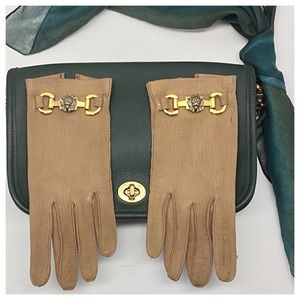 ✨Vintage Lion's Head Gloves✨