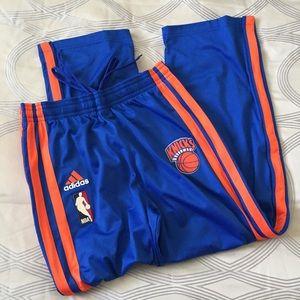 Adidas Other - Men's Adidas NY Knicks Tear-Away Pants
