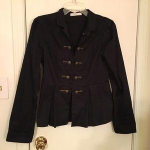 Charlotte Russe navy blazer