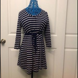 Boden Dresses & Skirts - Nautical Striped Dress