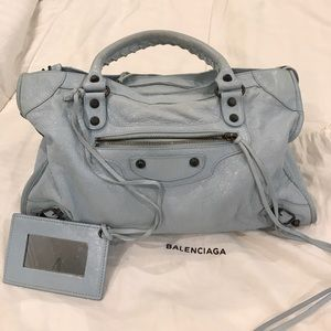 Balenciaga Handbags - AUTHENTIC BALENCIAGA Classic City Arena Bag