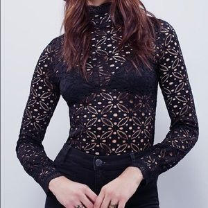 1a74847367d37 ... Free People high neck Julie layering top ...