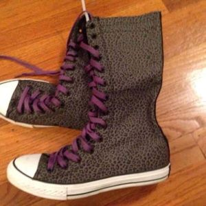 Converse Other - Converse All Star Chuck Taylor tall high tops