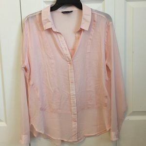 American Eagle Outfitters Tops - 😍Add On😍American Eagle Button Up