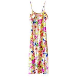 BB Dakota Dresses & Skirts - BB Dakota Silk Maxi Dress