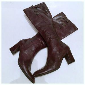 Sigerson Morrison Shoes - Sigerson Morrison Beautiful Leather Boots, 7.5B