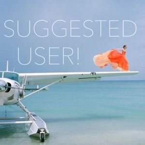 Other - I'M A SUGGESTED USER - HURRAY!!