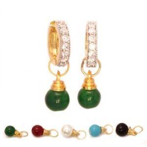 Jewelry - Interchangeable Hoops