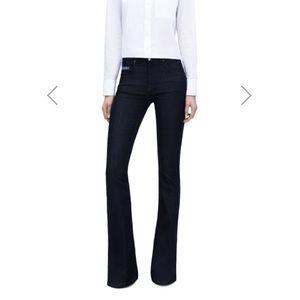 Victoria Beckham Denim - NWT Victoria Beckham Flare Indigo Jeans 24 25 $385