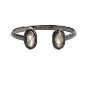 Kendra Scott Jewelry - Kendra Scott gunmetal mirror bracelet
