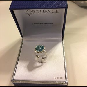 Brilliance Ring size 7