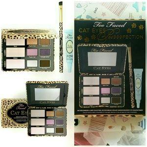 Too Faced Other - TOO FACED Cat Eyes PurrrFECTION 3PC Eyeshadow NIB