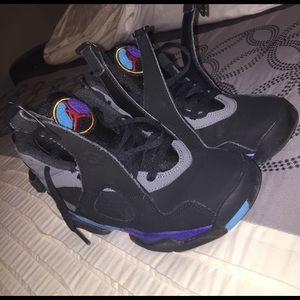 Jordan Shoes - Jordan Aqua 8's 🎈FINAL PRICE🎈