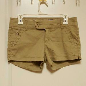 Freestyle Pants - Khaki Shorts