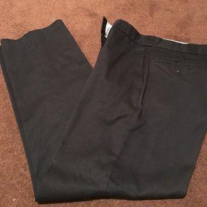 Dickies Other - Dickies black slack pants 36x32