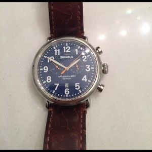 Other - Shinola watch