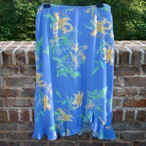 Emma James Dresses & Skirts - Emma E James Reversible Skirt - Size 16W