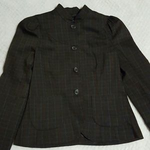 French Connection Jackets & Blazers - French Connection Wool Blazer Size 4