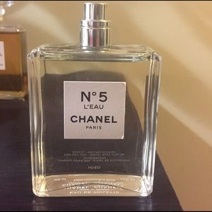 Other - Chanel no 5 l'eau