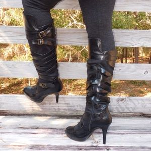 Awesome Bamboo boots