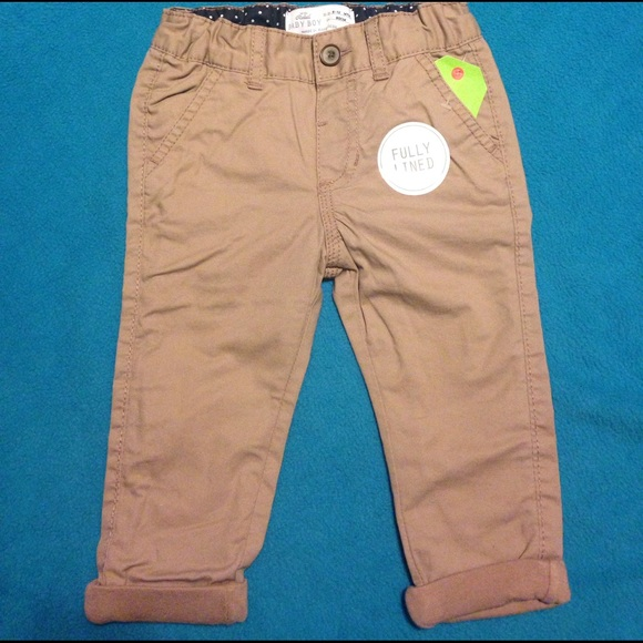 Mini Rebel Bottoms Baby Boy Khaki Pants Poshmark