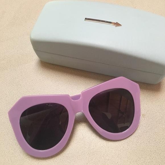bfc15585b43d Karen Walker Accessories - Karen Walker One Worship Sunglasses!