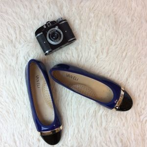 Vaneli Shoes - Vaneli color blocked flats
