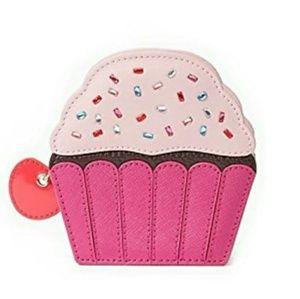 kate spade Handbags - Kate Spade Cupcake Coin Purse NWT