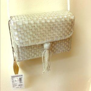 Vintage NWT beaded mini bag