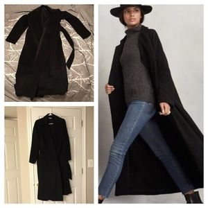 Reformation Jackets & Blazers - *Like New* Reformation belted wool coat