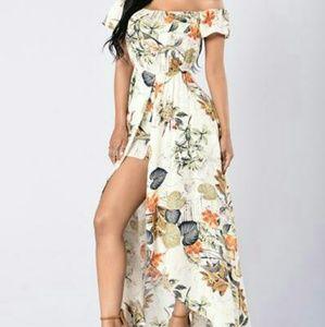Fashion Nova Dresses & Skirts - Floral Dress