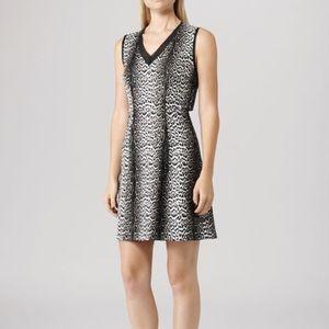 "Reiss Dresses & Skirts - REISS ""Leopard Silk Dress"", NWT."