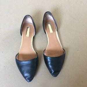 Halogen Shoes - Halogen D'orsay Flats