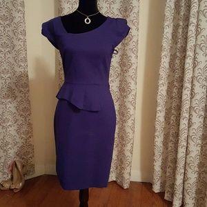 ANTONIO MELANI Dresses & Skirts - Royal blue dress