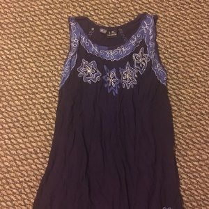Dresses & Skirts - Boho style dress with embroidery work