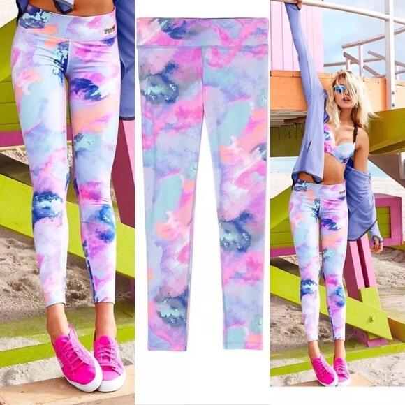 3216aff175e4dd Victoria's Secret PINK Pastel Marble Watercolor. M_58a2985578b31c8c8c0e50fc