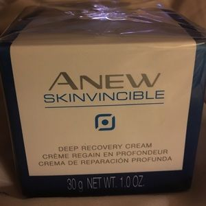Avon Other - New! Avon Anew Skinvincible Deep Recovery Cream
