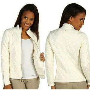 "Prana Jackets & Blazers - PRANA ""Diva"" Fitted Moto Jacket - Water Resistant"