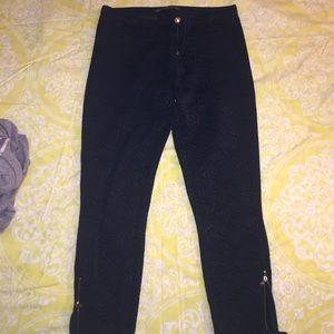 Zara Dressy (Print Ankle Pants)