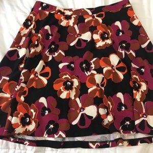 ECI Dresses & Skirts - XL floral skirt