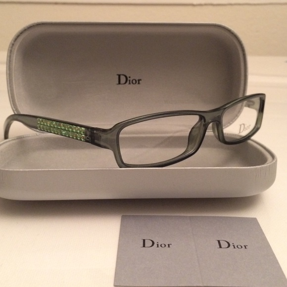 c333ad203af4 Authentic new Dior ophthalmic eyeglass frames