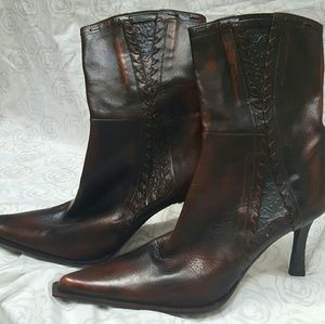fabi Shoes - Fabi ankle boots NWOT