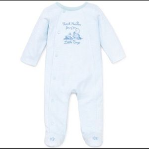"Little Me Other - THANK HEAVEN FOR LITTLE BOYS ""3months"" pajamas"