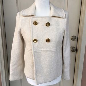 Milly Jackets & Blazers - ✨NWOT✨Wool pea coat!
